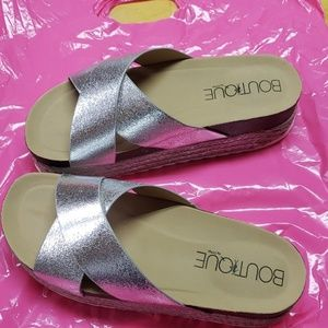 Boutique by Corky's sandals
